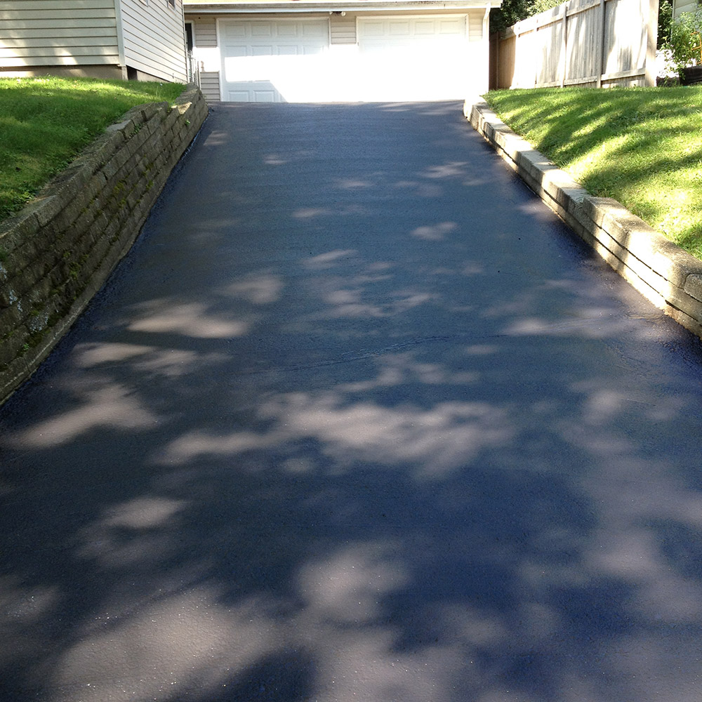 Residential sealcoating services hallman asphalt sealing do it yourself solutioingenieria Image collections