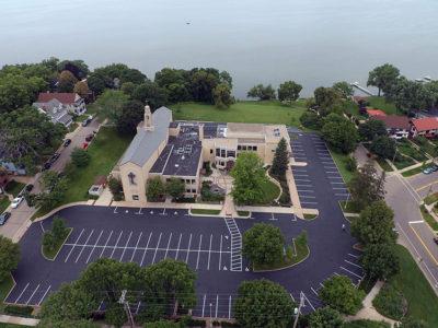 Hallman Asphalt Parking Seashoreview